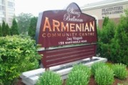Installation done by Armenian Centre