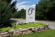 13TH STREET WINERY Sign