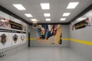 Herman's Oakville training room and hands on centre
