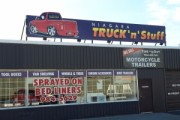 Niagara Truck n Stuff (new truck) billboard