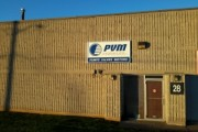 PVM Hydraulics Inc. - 4' x 8' Alupanel in a backlit frame