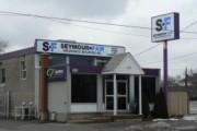 Seymour Fair New Location Signage