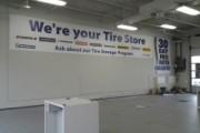 Brian Cullen Drive-thru Service Banner - 35' long