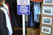 Rubber Based Parking Lot Signs