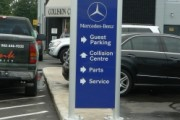 Performance Mercedes Directional