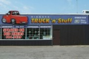 Niagara Truck n Stuff- Sign and Windows
