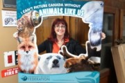 Canadian Wildlife Federation - Selfie Board